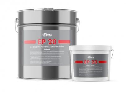 Epoxidový penetrační nátěr Chemos EP 20