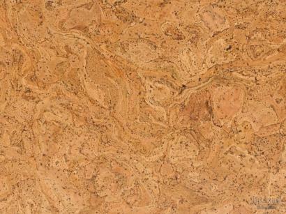 Korková plovoucí podlaha Lava