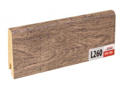 Soklová lišta Egger L260