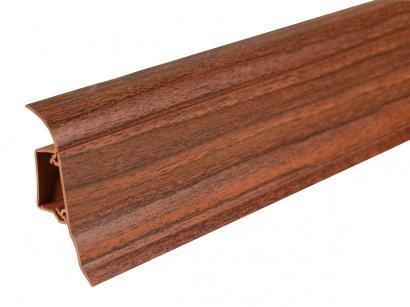 Soklová lišta Döllken SLK50 W139 Ořech