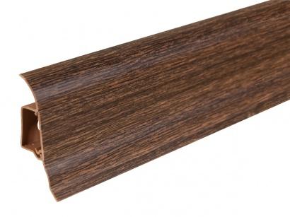 Soklová lišta Döllken SLK50 W181 Wenge kibolo