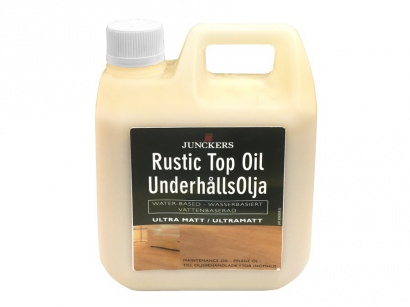 Udržba na olejované povrchy Rustic TopOil