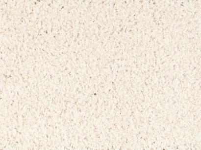 Shaggy koberec Sparkling New 300 Snow White šíře 4m