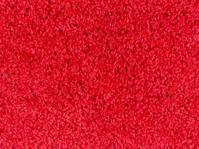 Shaggy koberec Sparkling New 456 Cayenne šíře 4m