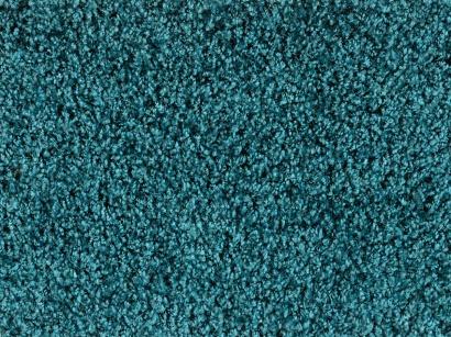 Shaggy koberec Sparkling New 898 Petrol šíře 4m