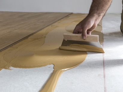 Mutteršpachtle s dřevěnou rukojetí 18 cm