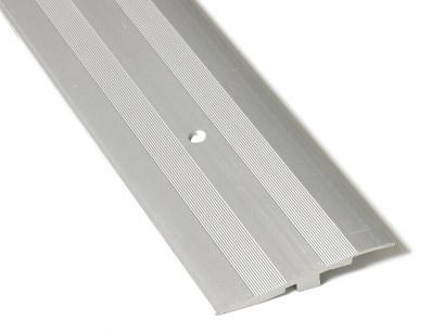 Zátěžová nájezdová lišta Küberit 268 Stříbrná F4