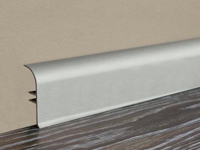 Hliníková podlahová lišta Küberit 930 Imitace nerezi F2G