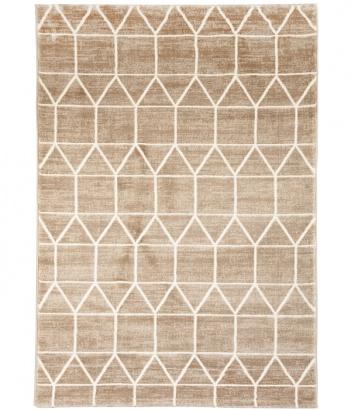 Kusový koberec 3D Thema 23290-72 Beige