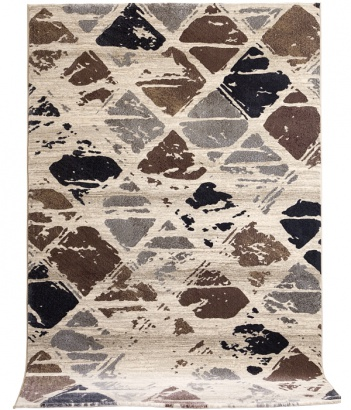 Kusový koberec 3D Cambridge 7879 Bone
