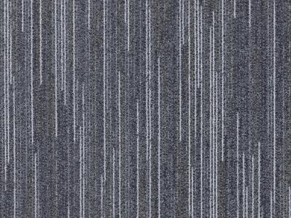Kobercové čtverce PeVanHa Lines 78 dark grey