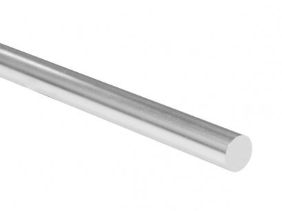 Hliníková kruhová tyč - kulatina elox
