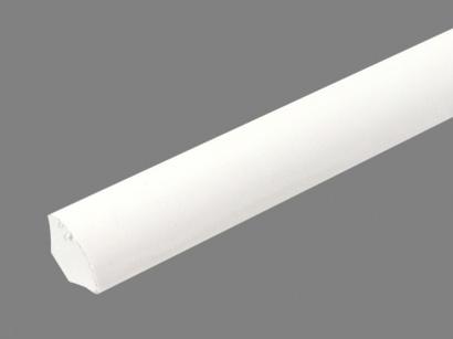 Profil univerzální Arbiton LC bílý - hladký