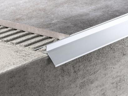 Balkonový profil Protec CPHA-12,5 Stříbrný elox