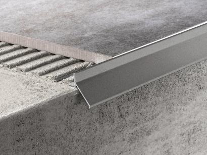 Balkonový profil Protec CPHV-12,5 Antracite grey