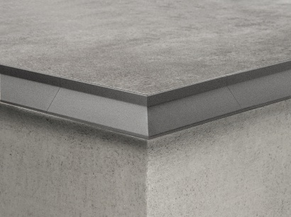 Vnější roh CPHV/12,5/E Antracite grey