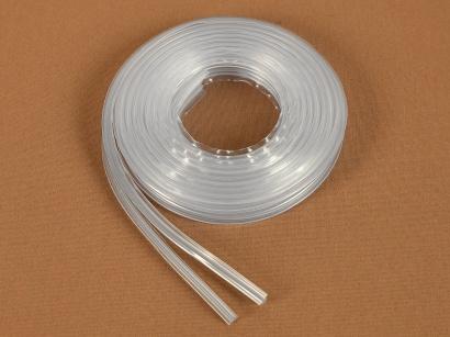 Těsnění GG pro fixaci skla z průhledného silikonu, délka 5m