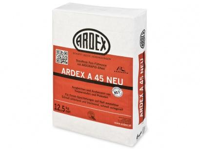 Jemná opravná hmota pro opravu schodnic Ardex A 45 NEU