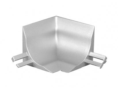 Vnitřní roh GBL/40/I polypropylen Stříbrný