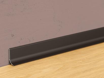 Hliníková podlahová lišta samolepící Bronz Q64