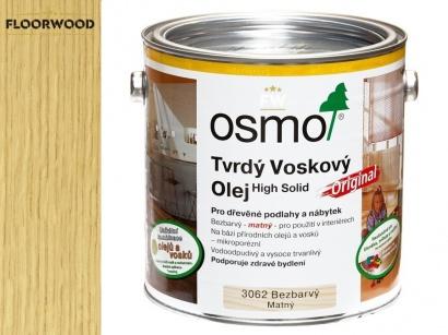 Osmo 3062 Original tvrdý voskový olej mat