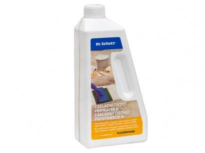 Dr. Schutz R základní čistič pro PVC a vinylové podlahy