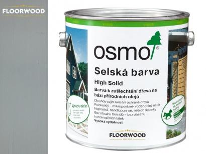 Osmo 2742 Selská barva na dřevo Silniční šedá