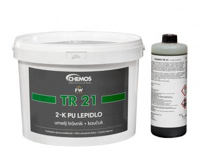 Lepidlo na umělé trávníky Chemos TR 21