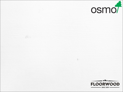 OSMO 2104 Krycí barva Bílá na okna a dveře