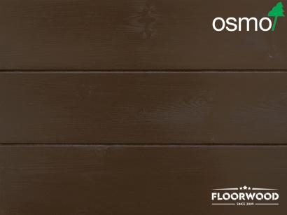 OSMO 2607 Selská barva na dřevo Tmavě hnědá