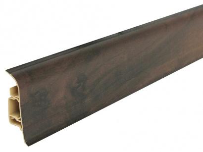 Podlahová lišta pro vedení kabelů LM60 Arbiton 76 Lapacho negro