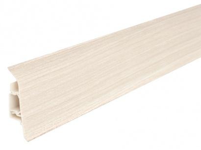 Podlahová lišta pro vedení kabelů LM60 Arbiton 23 Jasan