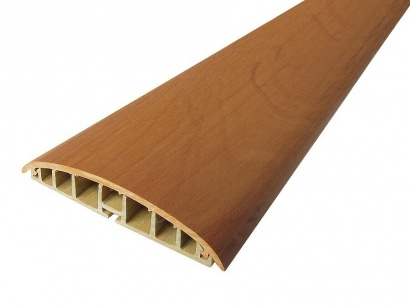 Přechodová lišta pro kabely Aspro Olše F4