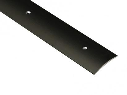 Přechodová lišta šroubovací oblá Profilteam Bronz 60 x 2700