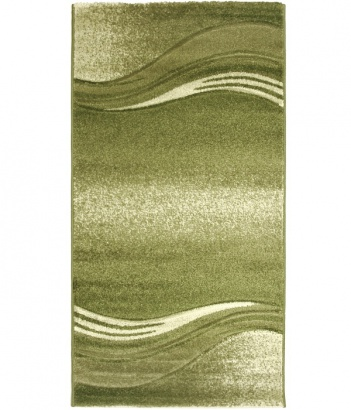 Kusový koberec Enigma Green