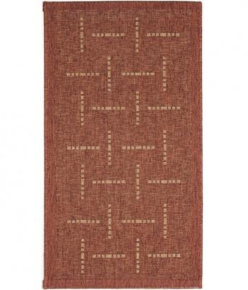 Kusový koberec Floorlux 20008 orange-mais