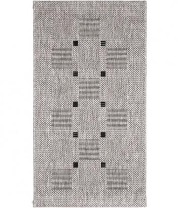 Kusový koberec Floorlux 20079 silver-black