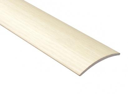 Přechodová lišta samolepící oblá 80 x 2700 Borovice bílá E35