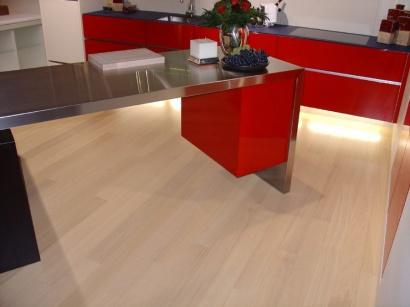 Dýhovaná podlaha Ivory Oak Premium Par-Ky Lounge