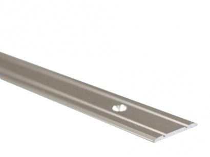 Přechodová lišta šroubovací plochá PR1 Titan