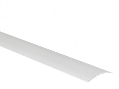 Přechodová lišta samolepící oblá Arbiton PR3K Stříbrná