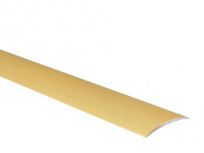Přechodová lišta samolepící oblá Arbiton PR3K Zlatá