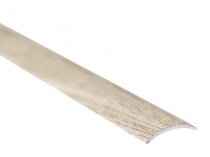 Přechodová lišta samolepící oblá Arbiton PR3K Dub stříbrný