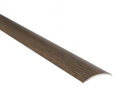 Přechodová lišta samolepící oblá Arbiton PR3K Ořech americký