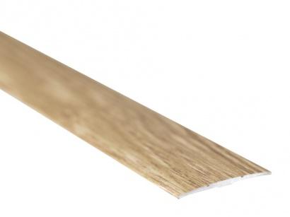 Přechodová lišta samolepící plochá Arbiton PR6K 38 x 2700 Dub antický