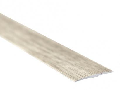 Přechodová lišta samolepící plochá Arbiton PR6K Dub stříbrný