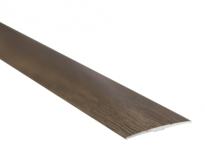 Přechodová lišta samolepící plochá Arbiton PR6K Ořech americký