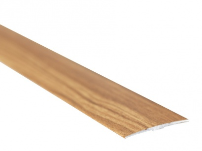 Přechodová lišta samolepící plochá Arbiton PR6K Ořech zlatý