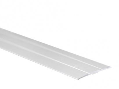 Přechodová lišta samolepící plochá Arbiton PR6K Stříbrná