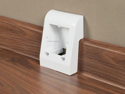 Instalační kryt zásuvky Arbiton Multibox INDO, LARS